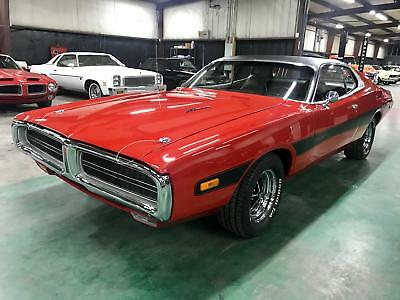 1973 Dodge Charger 340 H-Code 1973 Dodge Charger
