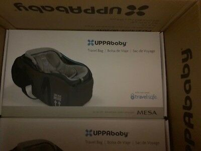 UPPAbaby MESA Travel Bag *** BRAND NEW, STILL IN BOX, NEVER OPENED***