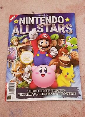 Nintendo All- Stars  By Retro Gamer Mags