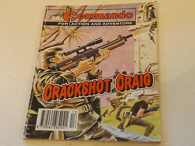 Commando War Comic Number 2735!,1994 Issue,v Good For Age,24 Years Old,super.