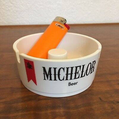 Vintage Michelob Beer Cigarette Ashtray