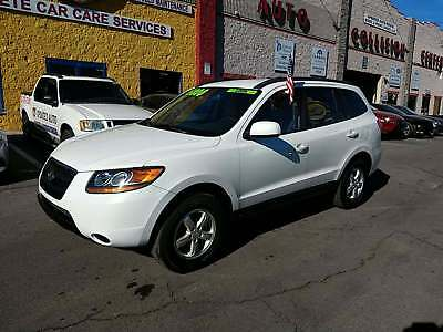 2008 Hyundai Santa Fe GLS 2008 HYUNDAI SANTA FE 4D SUV 2.7L GLS ***MAKE OFFER*** (Local Pick Up)