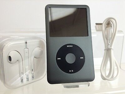iPod Classic Apple 5th 6th 7th Gen - 30GB 80GB 120GB 160GB 256GB 512GB