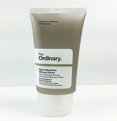 THE ORDINARY High Adherence Silicone Primer *NEW* Full Size 1 oz/30 ml No Box