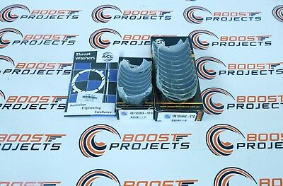 ACL Main /& Rod Bearings For 83-01 Audi /& 83-03 Volkswagen w//+.001 Oil Clearance