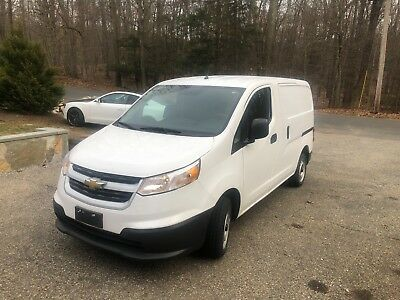 2015 Chevrolet Express  chevy city express