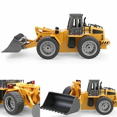 Remote Control Excavator Bulldozer RC Construction Tractor Vehicle Truck Car Toy