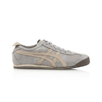 magasin en ligne 2d5c3 bfd8a ONITSUKA TIGER MEXICO 66 Casual Shoes - Men's Women's Unisex - Mid  Grey/Feather