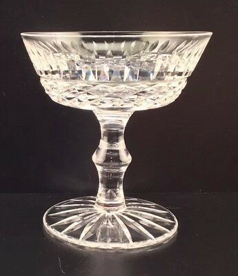 WATERFORD - MAEVE /  TRAMORE- 4-1/2 inch Sherbet / Desert Glass - Excellent!