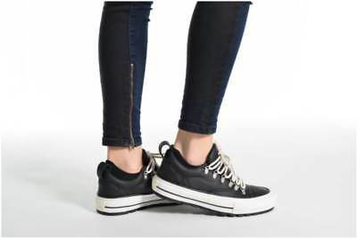 57ffe5a73690 Converse Chuck Taylor All Star Descent OX EGRET Leather Shoes 1536940 or  153692C