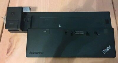Lenovo ThinkPad Ultra Dock 40A2 with keys - No Power cable - Docking Station