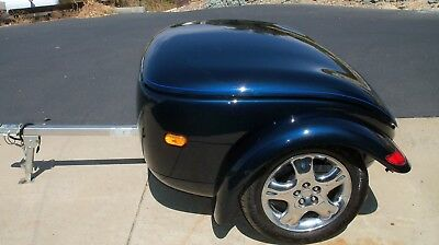 2001 Plymouth Prowler  plymouth prowler trailer ONLY