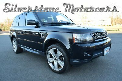 2013 Land Rover Range Rover HSE Sport 2013 Black Elegant Sophisticated Functional Safe Loaded with Options