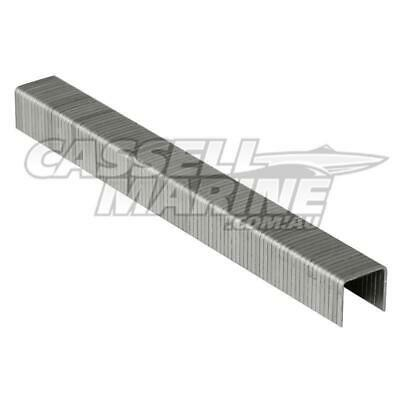 Stainless Steel Staples 316 Grade QTY 500