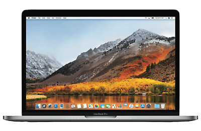 """Apple MacBook Pro 13"""" Touch Bar: 3.1GHz dual-core i5, 256GB - Space Grey"""