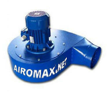 Airomax 3 Hp High Pressure Blower For  Fume Arm And Fume Exhaust Systems