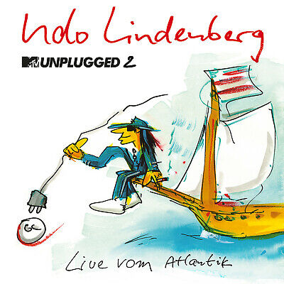 Udo Lindenberg - MTV Unplugged 2-Live vom Atlantik - (CD)