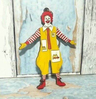 Vintage Ronald Mcdonald Key Chain Value Priced $6 Shipped!