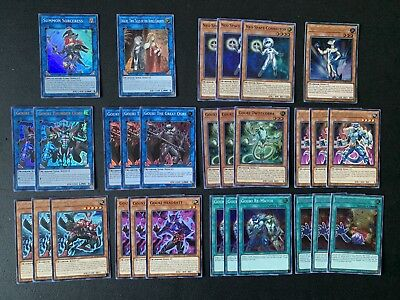 3x Neo Space Connector Limited Edition Super Rare SOFU-ENSE3 Yu-Gi-Oh!
