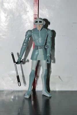 Star Wars the clone wars MANDALORIAN POLICE OFFICER FIGURE INCOMPLETE