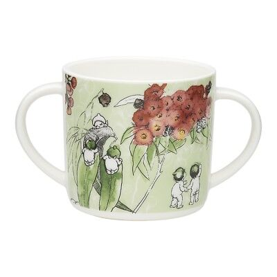 NEW Ecology May Gibbs Gumnut Children's Double Handled Mug