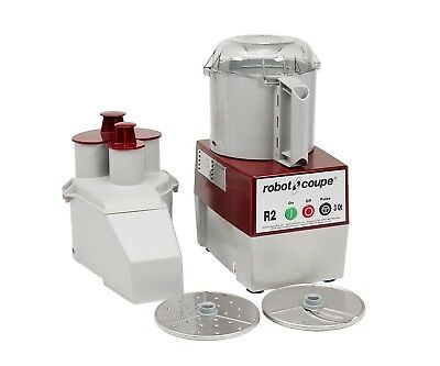 Robot Coupe R2N Commercial Food Processor New