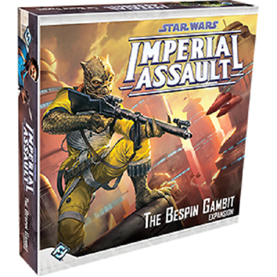 Star Wars: Imperial Assault The Bespin Gambit