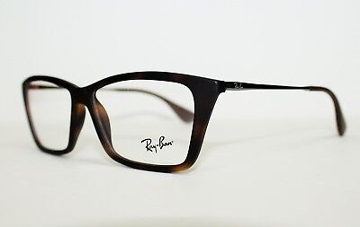 92dae29ec3 New Ray Ban Rb 7022 5365 Shirley Matte Havana Authentic Eyeglasses 52-14-140