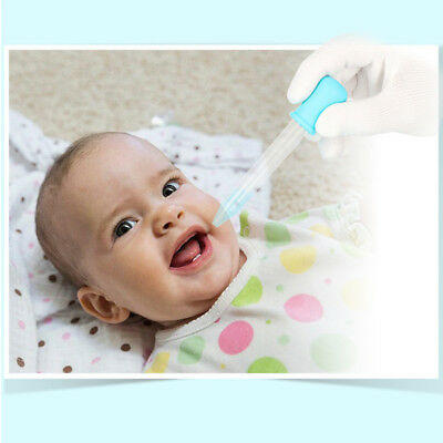 Baby Infant Medicine Dropper Feeding Pipette Liquid Dropping Water Spoon one