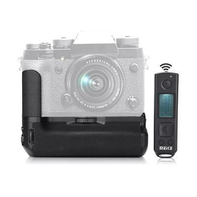 Meike MK-XT2 Pro Battery Grip with 2.4G Wireless Remote for Fuji X-T2 Cameras