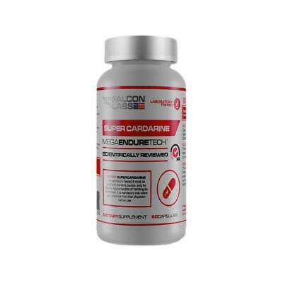 Falcon Labs Super Cardarine 60 Caps - Muscle Endurance Stamina Fat Loss