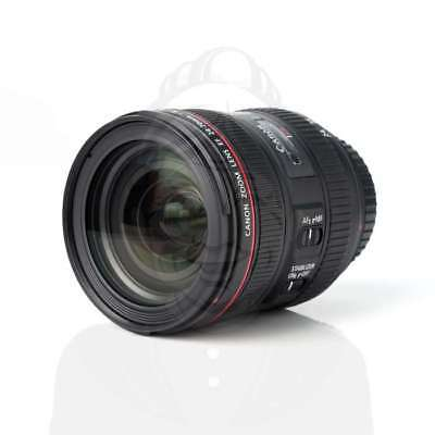 Autentico Canon EF 24-70mm f/4L IS USM Lens (White BOX)