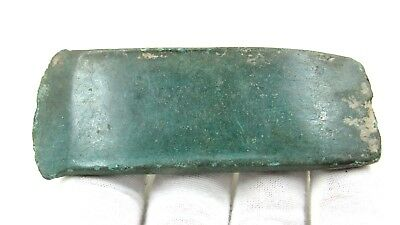 Authentic Ancient Celtic Bronze Age Flat Axe Head - L903