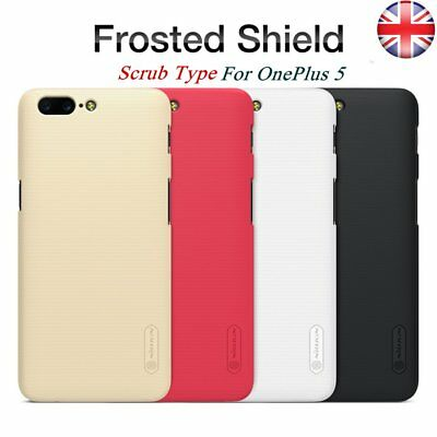 Nillkin Frosted Shield Hard Cover Case for OnePlus 5 One Plus Five DA