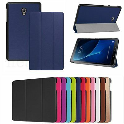 """For Samsung Galaxy Tab A 10.1"""" T580 T585 Leather Tablet Stand Cover Case XB"""