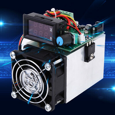 New Electronic Load DC12V 100W 0-10A Discharge Battery Capacity Testing Module