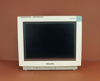 Patient Monitor Philips IntelliVue MP 70 Bedside Touchscreen  Patient Monitor