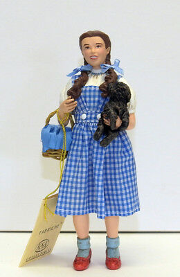Kurt S Adler Wizard Of Oz Dorothy Fabriche Table Piece New in Box ***FREE SHIP**