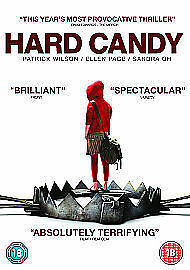Hard Candy DVD (2006) Patrick Wilson NEW Free Fast Delivery