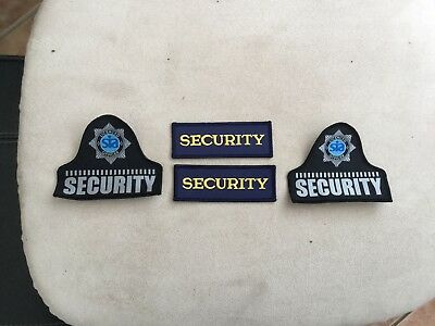 Sia And Security Badges