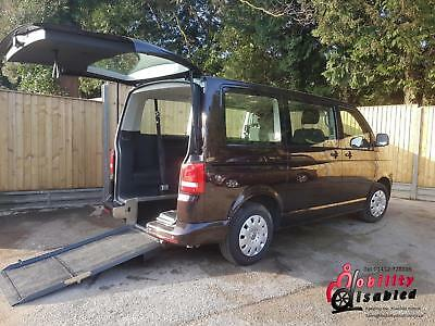2016 VW Transporter Shuttle SWB AUTOMATIC Wheelchair Disabled Accessible Vehicle