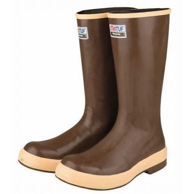 """Xtratuf 15"""" Legacy Neoprene Boot Non-Insulated #22272G Brown Pick A Size"""
