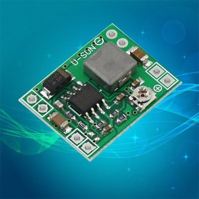 Mini 3A Converter Adjustable Step down Power Supply Module replace LM2596s DA