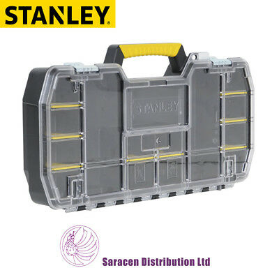 "Stanley 24"" Organiser Case With Metal Latches - Stst1-79203"