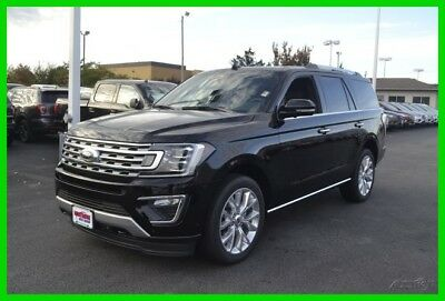 2018 Ford Expedition Limited 2018 Limited New Turbo 3.5L V6 24V Automatic 4WD SUV Premium