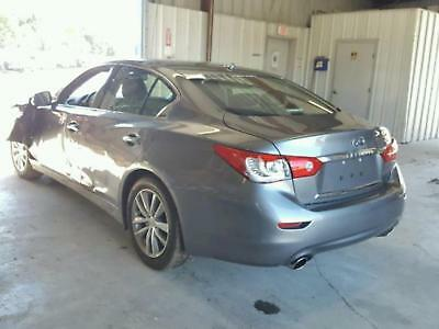 2017 2018 Infiniti Q50 Driver Roof Airbag Only Lh Side Roof Airbag Oem