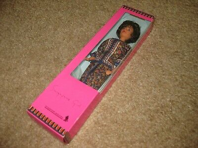 NEVER REMOVED FROM BOX! Barbie SINGAPORE AIRLINES Doll   Mattel 1991
