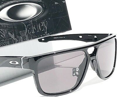 d89cd72d98 NEW  Oakley CROSSRANGE PATCH Black w Grey Sunglass 9382-01 Dispatch 2