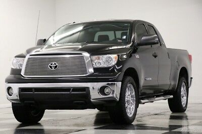 2012 Toyota Tundra 4X4 Double Cab Black Truck For Sale 2012 4X4 Double Cab Black Truck For Sale Used 5.7L V8 32V Automatic 4WD Pickup