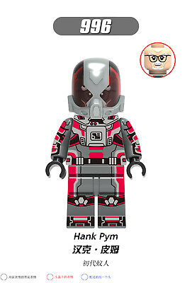X996 Movie Gift Collectible Kids Compatible Custom Rare XINH #996 #Chen